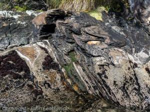 Coastal Rocks - Long Island