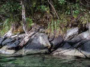 Coastal Rocks I